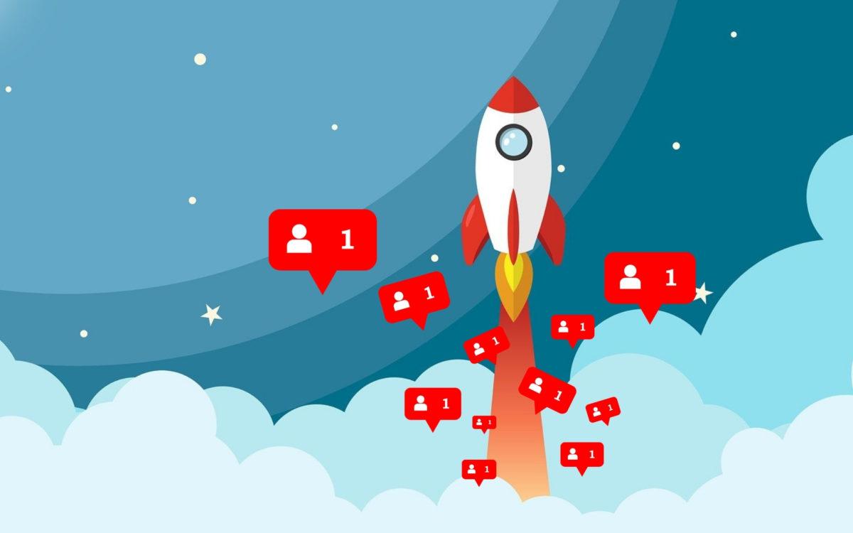 Instagram follower rocket